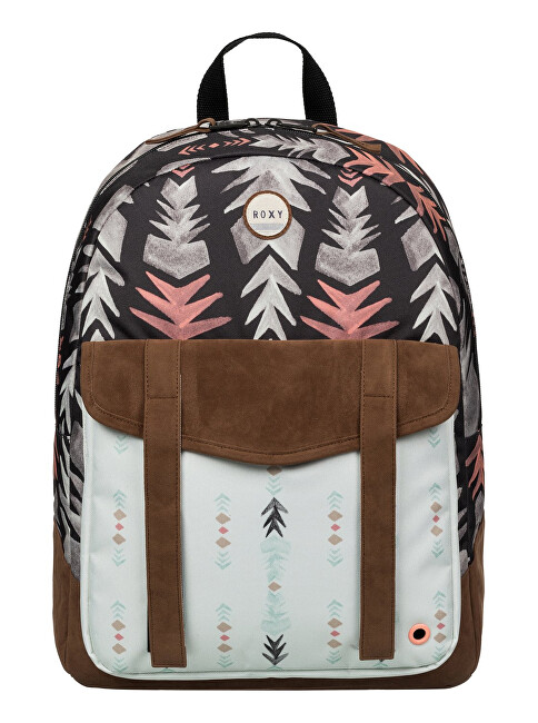 Roxy Batoh Melrose Backpack 25L Big Ethnic Loving Print ERJBP03161-KRY6