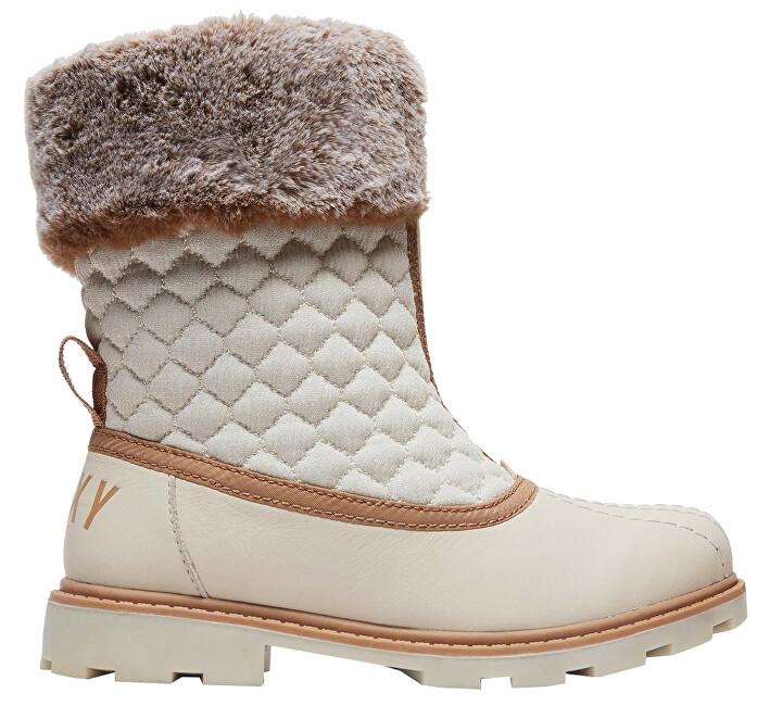 Roxy Dámske členkové topánky Kimi Taupe ARJB700626-TAU 39