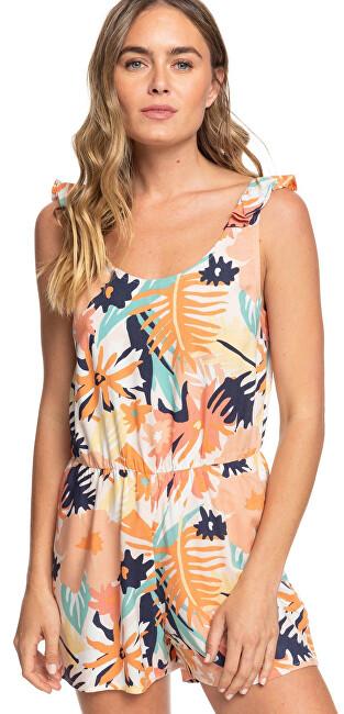 Roxy Dámský overal Rainbow Palm Peach Blush Bright Skies ERJWD03417-MDT8 S