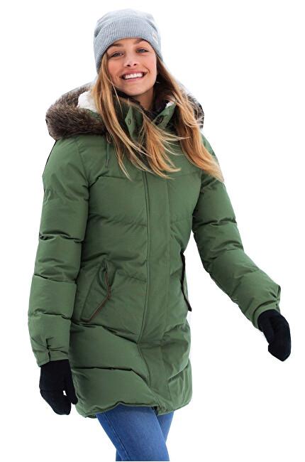 Roxy Dámska vyhrievané bunda Ellie Plus Jk ERJJK03384-GQQ0 XS