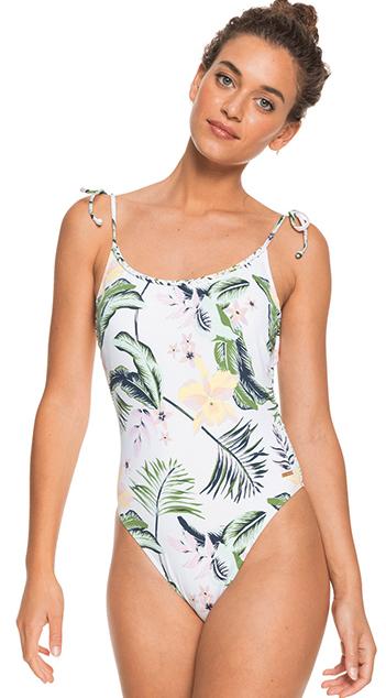 Roxy Dámske jednodielne plavky Roxy Bloom One Piece Fa ERJX103323-WBB6 M