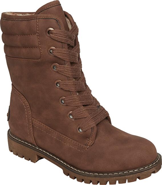 Roxy Dámske členkové topánky Aldean ARJB700636-BRN 41