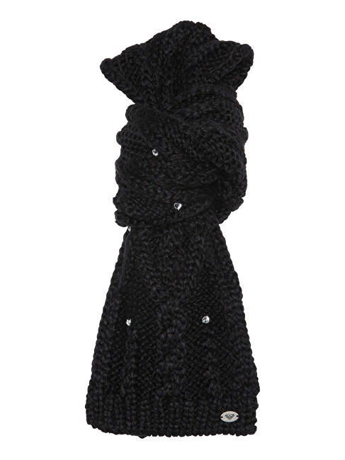 Roxy Šála Shooting Star Scarf Anthracite ERJAA00046-KVJ0