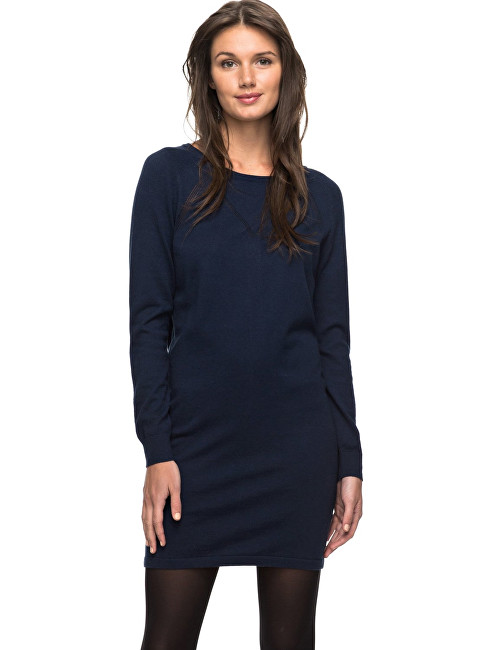cb6f071a4f3 Roxy Šaty Winter Story Dress Blues Heather ERJKD03139-BTKH - ZĽAVA 6 ...