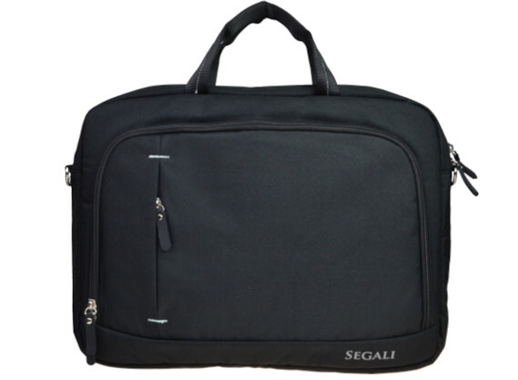 SEGALI Taška na notebook SGN 18100115 Black