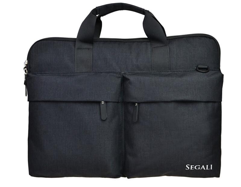 SEGALI Taška na notebook SGN 181006 Black