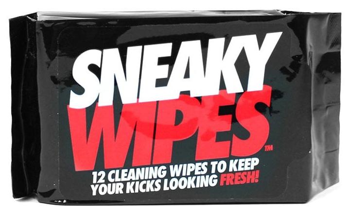 SNEAKY Čistiace obrúsky na obuv Sneaky Wipes