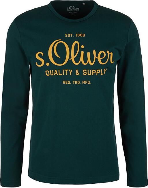 s.Oliver Pánske tričko 130.10.010.12.130.2051832.7959 S
