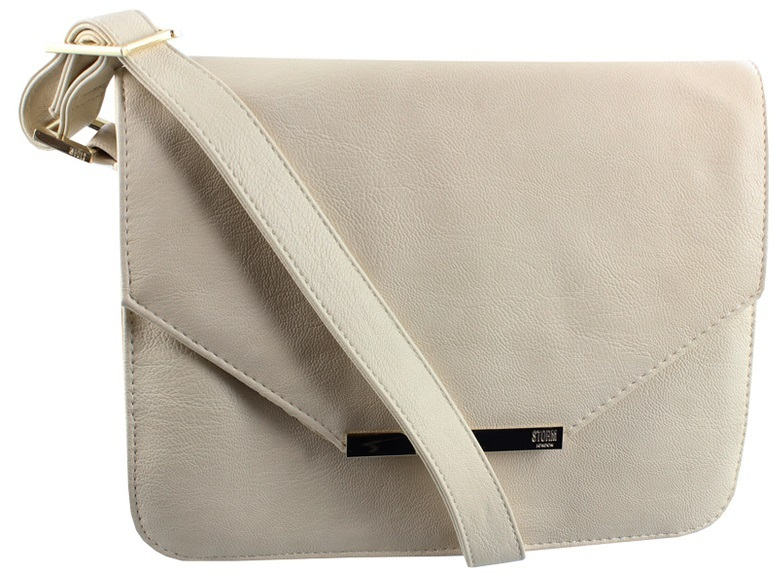 Storm Crossbody kabelka Temperley Cream STCBY20
