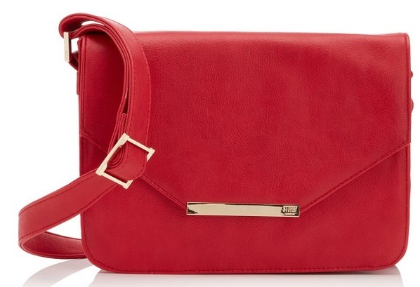 Storm Crossbody kabelka Temperley Red STCBY19