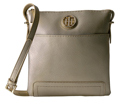 Tommy Hilfiger Dámská crossbody kabelka Honey Crossbody Gold