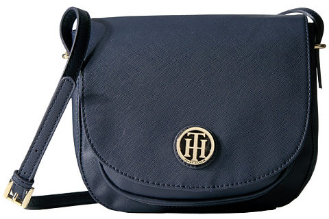 Tommy Hilfiger Dámská crossbody kabelka Honey Saddle Bag