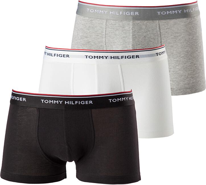Tommy Hilfiger 3 PACK - pánske boxerky 1U87903841-004 S