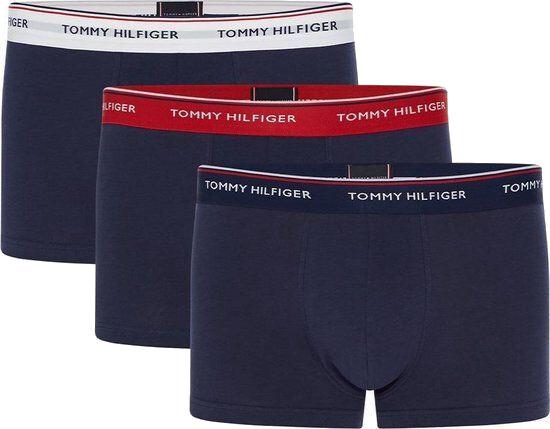 Tommy Hilfiger 3 PACK - pánske boxerky 1U87903841-904 S
