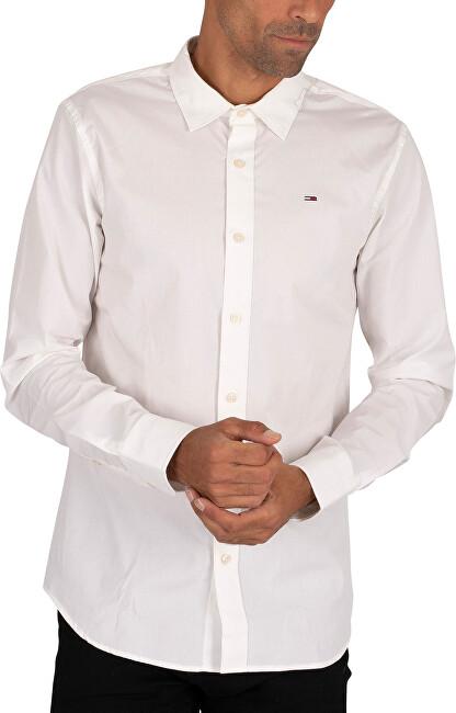 Tommy Hilfiger Pánska košeľa DM0DM04405 -100 XXL