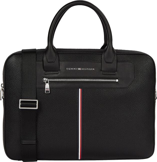 Tommy Hilfiger Pánska taška na notebook AM0AM07216BDS