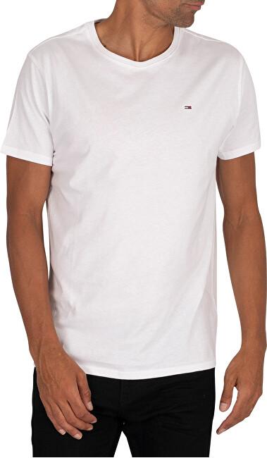 Tommy Hilfiger Pánske tričko DM0DM04411-100 XXL