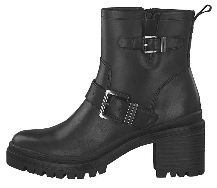 Tamaris Dámské kotníkové boty 1-1-25419-23-001 Black 39