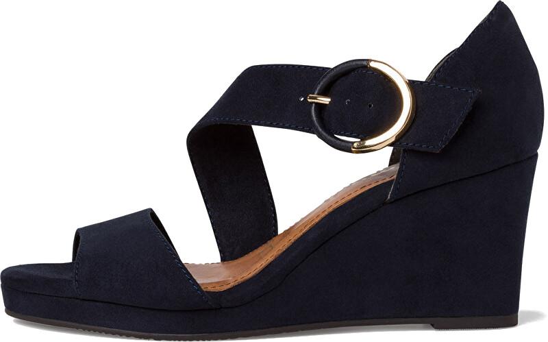 Tamaris Dámske sandále 1-1-28072-34-805 Navy 41