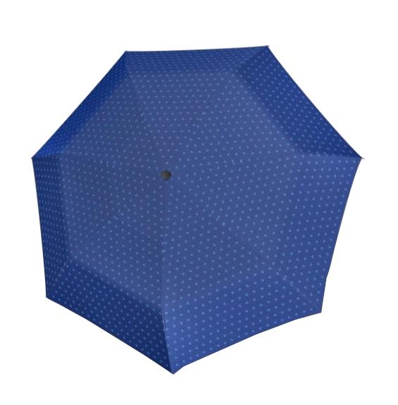 Tamaris Dámský skládací deštník Minimals Blue 710565MT03
