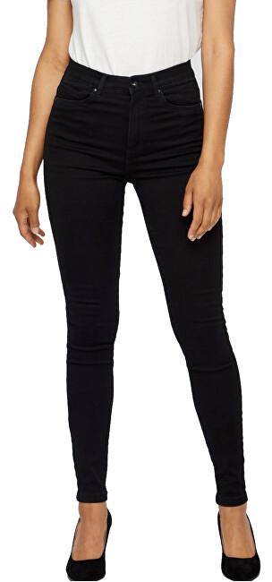 Vero Moda Dámske skinny džínsy VMSOPHIA 10209215 Black XS-30