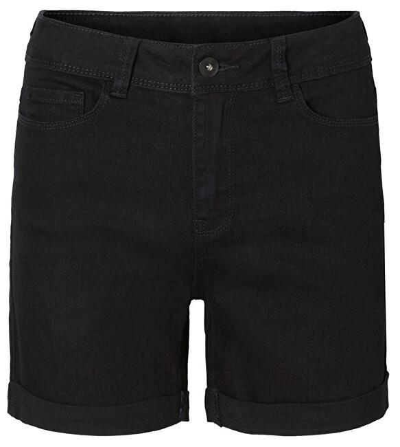 Vero Moda Dámske kraťasy VMHOT 10193079 Black XS
