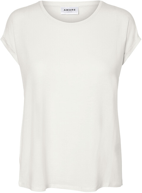 Vero Moda Dámske tričko VMAVA 10187159 Snow White XS