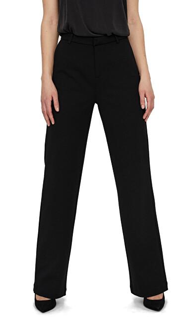 Vero Moda Dámske nohavice VMZAMIRA 10255128 Black XL/32