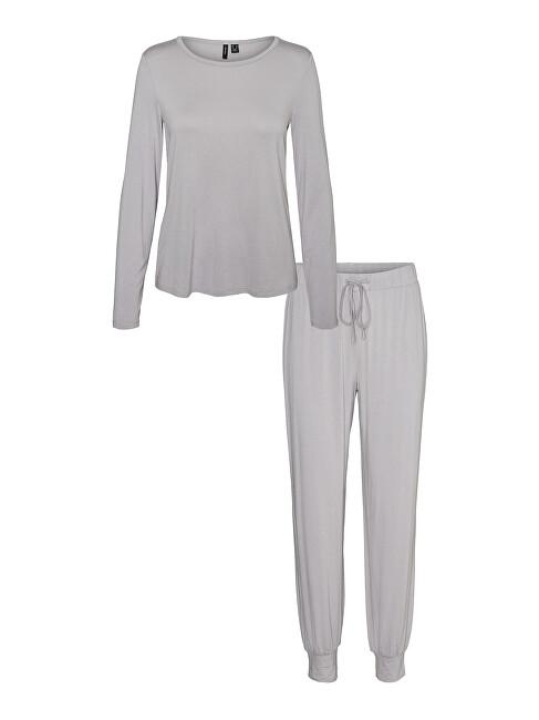 Vero Moda Dámske pyžamo VMSELMA 10257418 Ash XL