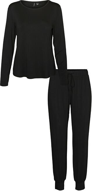 Vero Moda Dámske pyžamo VMSELMA 10257418 Black XL
