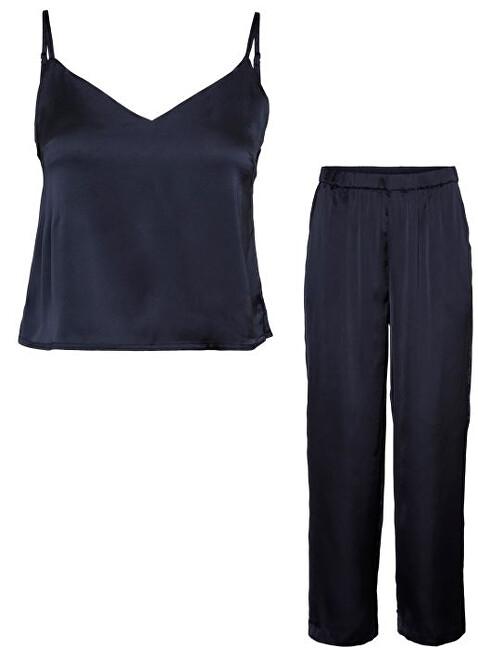 Vero Moda Dámske pyžamo VMVILLO 10254126 Navy Blazer XL