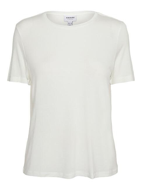 Vero Moda Dámske tričko VMAVA 10243880 Snow White XS