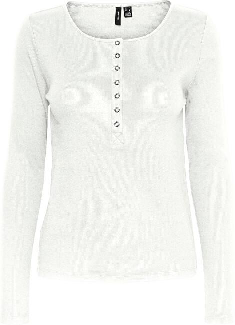 Vero Moda Dámske tričko VMNATASHA 10254130 Bright White XS