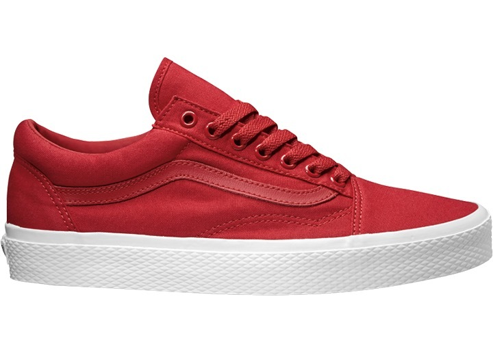 VANS Tenisky Old Skool Racing Red/True White VA38G1OJU 39