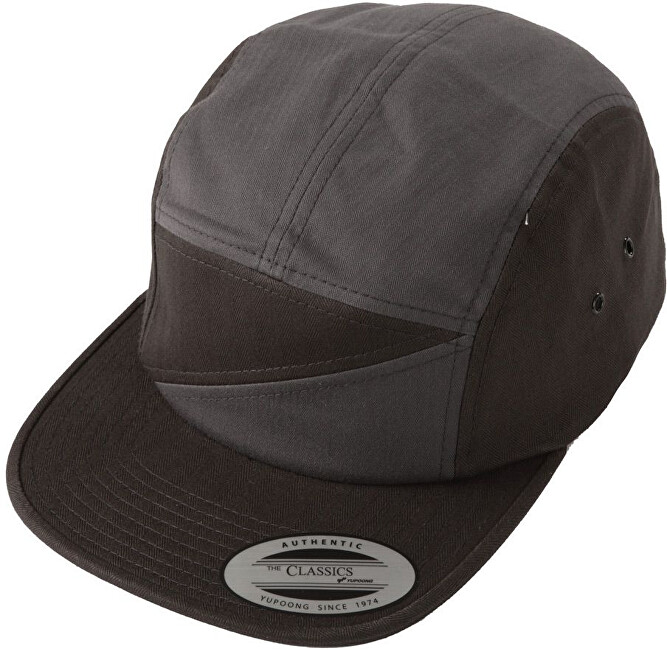 Volcom Kšiltovka Seafari 6 Panel Hat Black D5511500-BLK