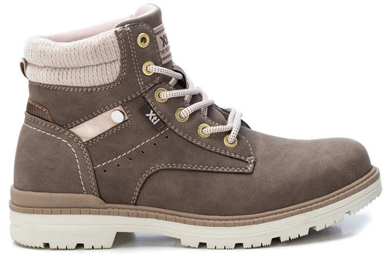 XTi Dámské kotníkové boty 44355-2 39