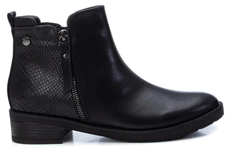XTi Dámské kotníkové boty 44721-1 39