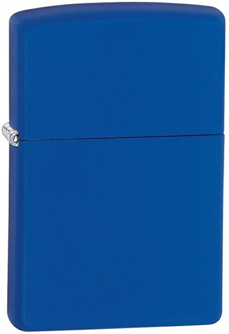 Zippo Benzínový zapalovač 26043 Royal Blue Matte