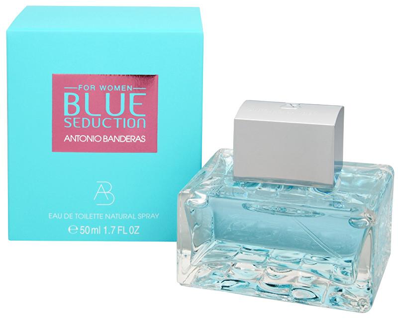 Antonio Banderas Blue Seduction For Women - EDT 50 ml