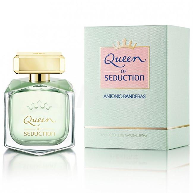 Antonio Banderas Queen of Seduction - EDT 80 ml
