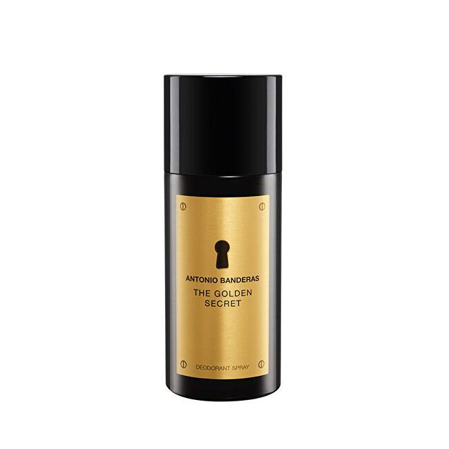 Antonio Banderas The Golden Secret - deodorant ve spreji 150 ml
