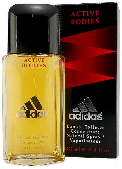Adidas Active Bodies toaletná voda pánska 100 ml