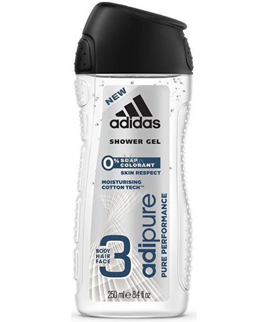 Adidas Adipure Men sprchový gel 250 ml