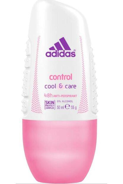 Adidas Control For Women - roll-on 50 ml