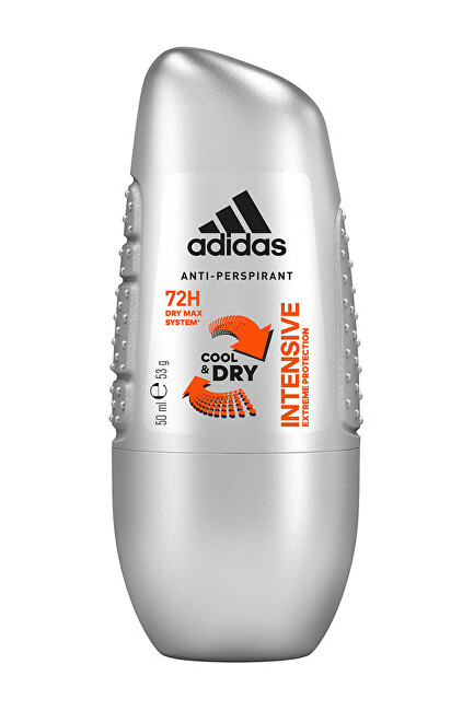 Adidas Intensive - kuličkový deodorant 50 ml