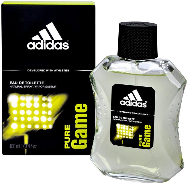 Adidas Pure Game toaletná voda pánska 100 ml