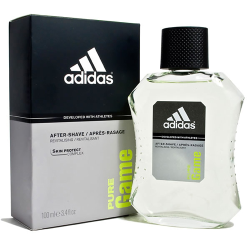 Fotografie Adidas Pure Game - voda po holení 50 ml