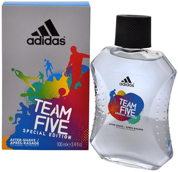 Adidas Team Five - voda po holení 100 ml