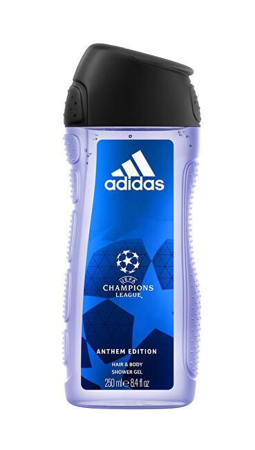 Adidas UEFA Anthem Edition - sprchový gel 250 ml