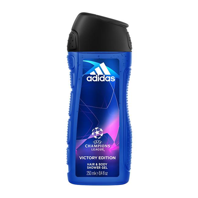 Adidas UEFA Champions League Victory Edition sprchový gél 250 ml